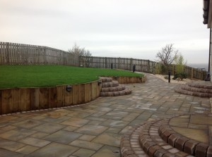Cathkin Braes Landscaping